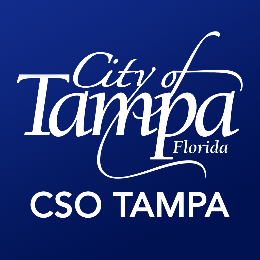 CSO Tampa - iOS Icon